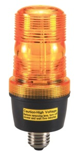 Amber Strobe Light - CTO15A