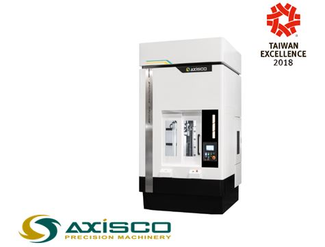 Axisco Broach Machine