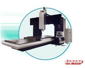 Top-One Double Column Machine